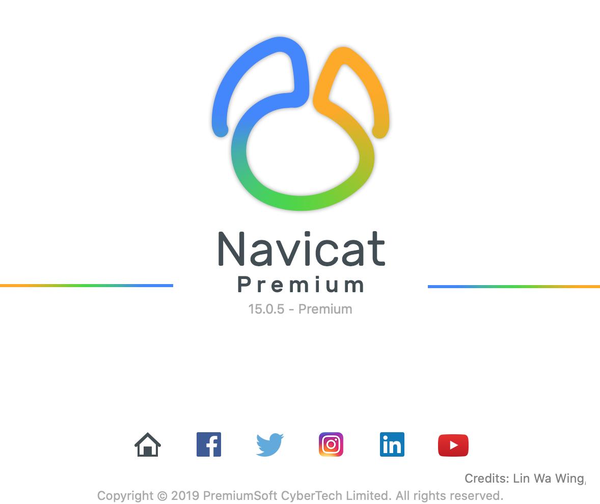 Navicat Premium 15.0.28 Mac中文破解版(已更新)